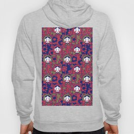 russian matrioshka pattern Hoody
