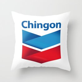 Chingon Throw Pillow