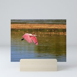 The Flyover Mini Art Print