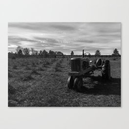 A Hudson Valley Fall Canvas Print