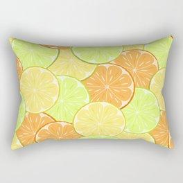 Citrus. Rectangular Pillow