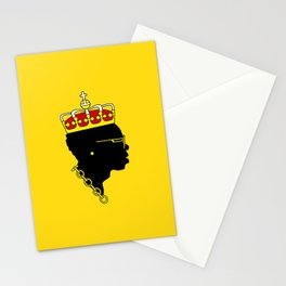 Big Maestro - Yellow Stationery Cards