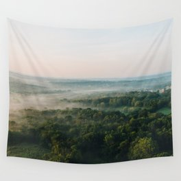 Kentucky from the Air Wall Tapestry