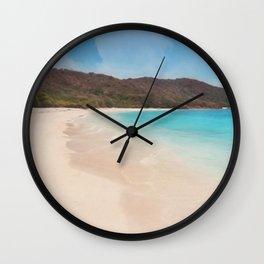Lime Tree Bay Wall Clock