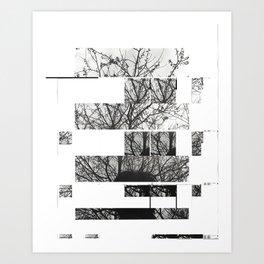 Coppelius III (deconstructed) Art Print