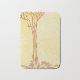 Fall Tree Bath Mat
