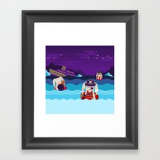 SEAWORTHY? Framed Art Print