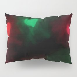 Hearts of Color Pillow Sham