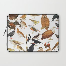 bird collection Laptop Sleeve