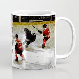 The End Zone - Ice Hockey Game Coffee Mug
