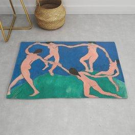 Dance (1) by Henri Matisse Rug