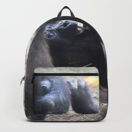 Baby Gorilla Backpack