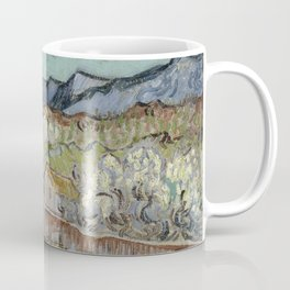 View of the Alpilles Coffee Mug