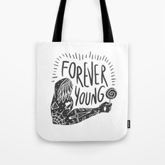Forever youg 1 Tote Bag