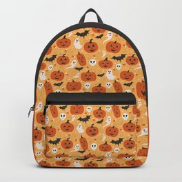 Pumpkin Party Backpack