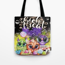 Lil Monsters - Halloween by Sheena Pike Tote Bag