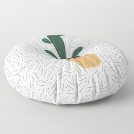 Cactus 2 Floor Pillow