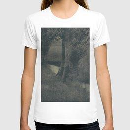 Landscape by Heinrich Kuhn T-shirt