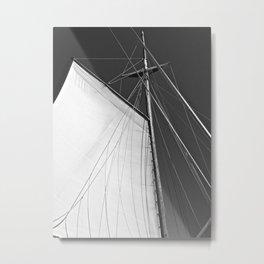 Mi Dushi Sail I Metal Print
