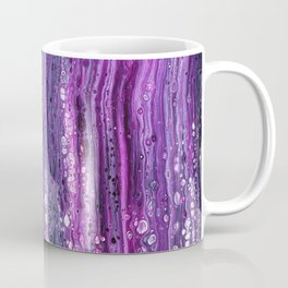 Under The Purple Sea Coffee Mug