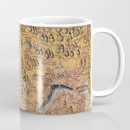 Elizabethan London Coffee Mug