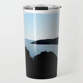 Tenby Silhouette Travel Mug