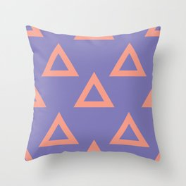 Geometric C2 Throw Pillow