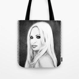 Donatella Versace Tote Bag