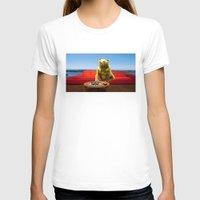 bleach T-shirts featuring Bleach Blonde Bear by Bemular