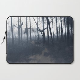 After the fire I Laptop Sleeve