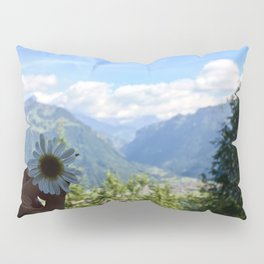 Beauty in the Alps Pillow Sham