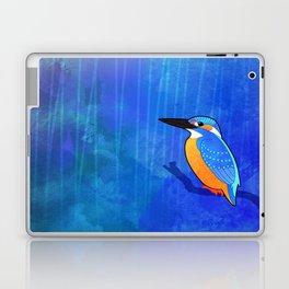 Common Kingfisher (Alcedo atthis) Laptop & iPad Skin