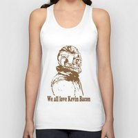 starlord Tank Tops featuring We are in love with Kevin Bacon by 2513