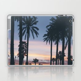 SUNRISE - SUNSET - PALM - TREES - NATURE - PHOTOGRAPHY Laptop & iPad Skin