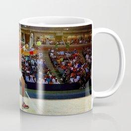Novak Djokovic Tennis Coffee Mug