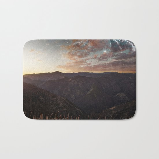 Sundown Yosemite Bath Mat