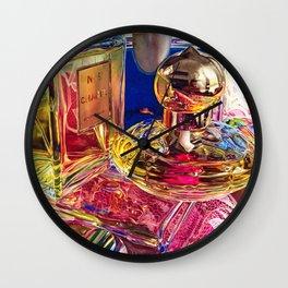 Seven Veils Wall Clock