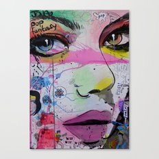 pop fantasy Canvas Print