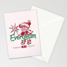 Frosty the Evergleam Elf Stationery Cards
