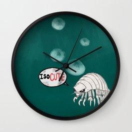 ISOcute Wall Clock