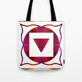 Stabilized Emotions And Thoughtful Feelings Tote Bag