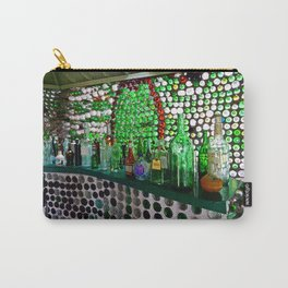 Bottle House Bar Carry-All Pouch