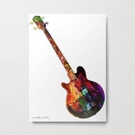 GUITAR MUSIC Metal Print