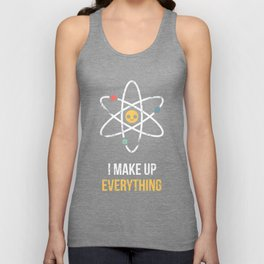Never Trust an Atom Unisex Tank Top