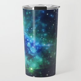 Underwater galaxy Travel Mug