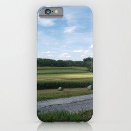 Farming iPhone Case