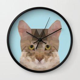 Mrow? Wall Clock