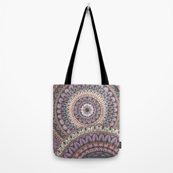 Intrigue (color) Tote Bag