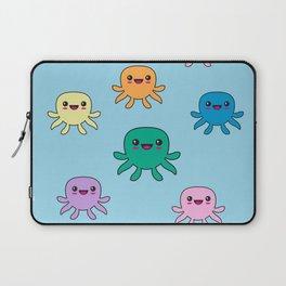 Kawaii Octopus Laptop Sleeve