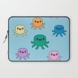Kawaii Octopus Laptop Sleeve